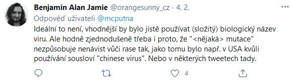 Profesor Putna se táže
