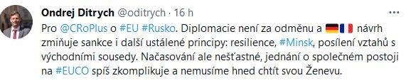 Vztahy EU a Ruska