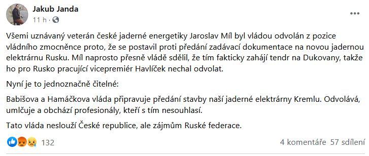 Dostavba Dukovan