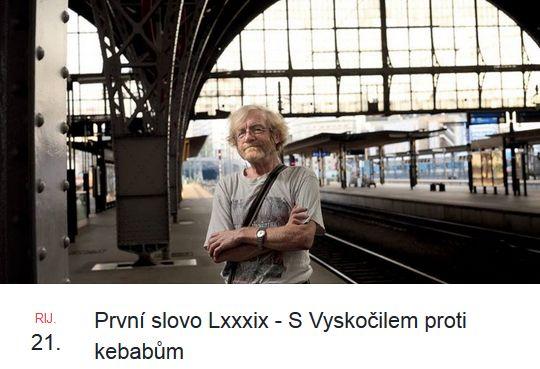 Jan Rejžek o Vyskočilovi