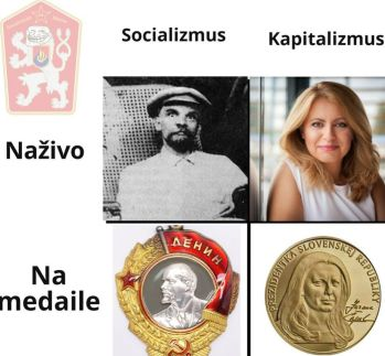 Žert na účet slovenské prezidentky?