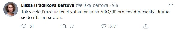 Česko má problém