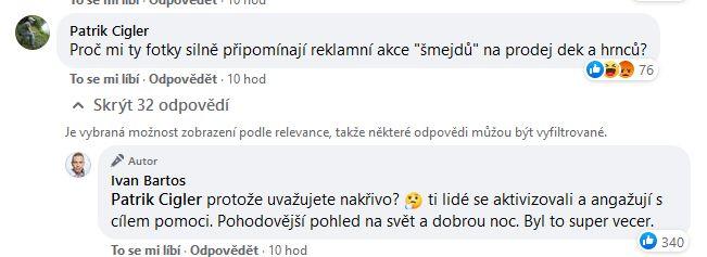 Bartoš a senioři