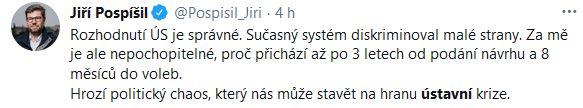 K rozhodnutí Ústavního soudu ČR