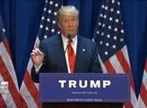 Donald Trump prezentoval svůj názor, co by provedl se Saddámovým Irákem. A analytikům došla slova