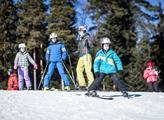 Skiareál láká lyžaře na víkendové akce