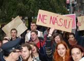 Konvička je macho jako prase, sexuální frustrace muslimů, zamlčované znásilňování českých dcer. V Knihovně Václava Havla se vedla vážná debata