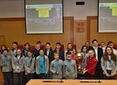 Zástupci vedení kraje poděkovali mladým sportovcům
