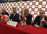 Skupina SYNOT generálním partnerem lotyšské nejvyšší fotbalové soutěže