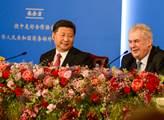 Čínská invaze. Těmito slovy hodnotí návštěvu Si Ťin-pchinga Jindřich Šídlo