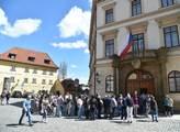 Lichtenštejnský palác navštívilo 1045 zájemců