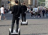Soud projedná žalobu proti Praze kvůli zákazu segwayů