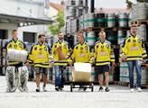 Přerovští hokejisté uvařili fanouškům vlastní pivo