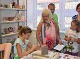 Čáslav: Nová keramická dílna slouží dětem