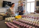 Lidský organizmus umí nejlépe vstřebat vápník z mléka a mléčných výrobků
