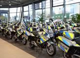 Dopravní policisté získali nové motocykly