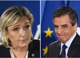 Pravicový expremiér Francois Fillon podpořil Macrona