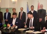 ČSSD, PRO JIŽNÍ ČECHY, KDU-ČSL a JIHOČEŠI 2012 podepsaly koaliční smlouvu