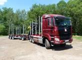 Tatra Trucks představí ve světové premiéře vůz Tatra Phoenix v limitované edici Präsident s nástavbou pro lesní práce