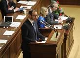 Farský (STAN) k návrhům zákonů SPD o přímé volbě a referendu: Okamura potřeboval novinové titulky