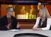 VIDEO Kateřina Valachová poslouchala Miloše Zemana a koulela očima. Pak nám vyprávěla o etice ČSSD