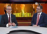 Jiří Ovčáček pro PL: Newsroom ČT24. To je stoka, která lynčuje kohokoli, kdo má odlišný názor!