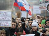 Zkušený pozorovatel: Němcová číhala na šanci odejít ze Zemanova projevu. Demonstrace? Politika se nedělá na ulici a varuji, že by se mohlo stát...