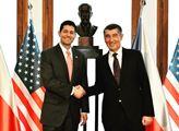 Premiér Babiš jednal s předsedou Sněmovny reprezentantů USA Paulem Ryanem