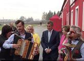 Tančící Andrej Babiš. VIDEO, které vám dosud chybělo