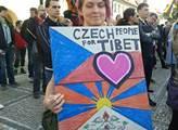 """Z """"čínské"""" Slavie uvidí vlajku Tibetu. Vyvěsí ji i Praha 10"""