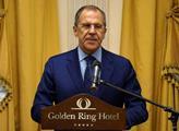 Ruský ministr Lavrov: Nikdy jsme nezpochybňovali právo Ukrajiny na vztahy s EU