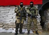 Stotisícový Slavjansk se obává návratu separatistů a války