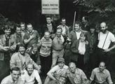 Před 40 lety vyšel v Rudém právu článek o Chartě 77: Ztroskotanci a samozvanci