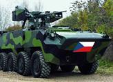 Stovky českých vojáků budou cvičit v Německu i na pandurech