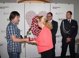 Přes dvacet  dárců si převzalo Zlaté kříže II. stupně za 120 odběrů krve