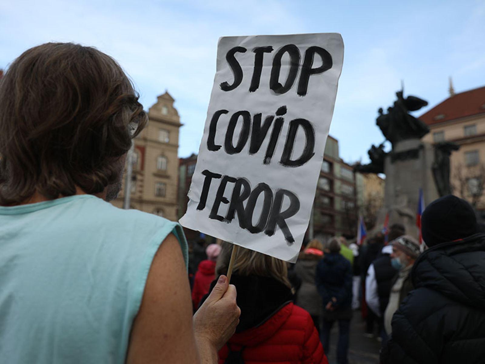 Stop covid teror | ParlamentniListy.cz – politika ze všech stran
