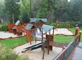 Jedna z oceněných dřevěných staveb roku.