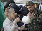 Kyjevané mají strážce euromajdanu v úctě