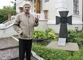 Ředitel muzea Zborovská bitva Bogdan Makogin