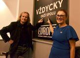 Poslankyně a místopředsedkyně hnutí Trikolóra Zuza...
