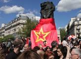 1. máj v Paříži