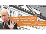 Vtip na billboardu ODS: Z Lidového domu získaného v restituci se káže proti restituci
