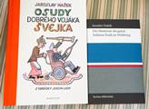 Prezident věnoval kancléřce dva výtisky knihy Jaro...
