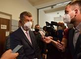 Premiér Andrej Babiš přijel v rámci předvolební ka...