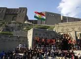Metropole iráckého Kurdistánu Arbíl je z velké čás...
