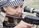 Příslušníci kurdských ozbrojených milic jsou označ...