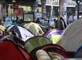 Přes dva tisíce uprchlíků, co musely opustit vysí...