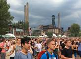 Největší tuzemský hudební festival Colours of Ostr...