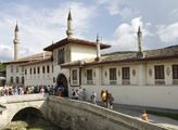 Chánský palác v Bachčisaraji