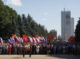 V Rusku si připomněli pětasedmdesátileté výročí bi...